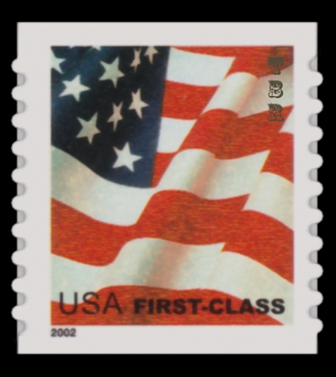 Details about 3622 (CF1) Postal Counterfeit Nondenominated (37c) Flag  Single 2003 MNH -Buy Now