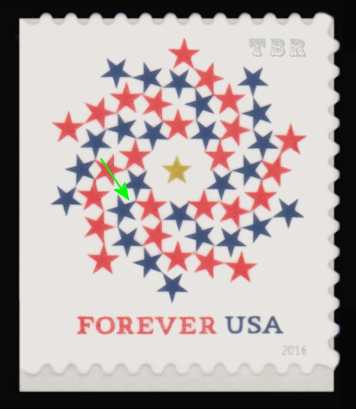 Details about 5131 (CF1) Postal Counterfeit Patriotic Spiral Forever Stamp  2016 MNH - Buy Now